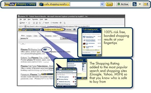 buySAFE Shopping Advisor 2.1.1